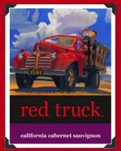 Red Truck Cabernet Sauvignon California